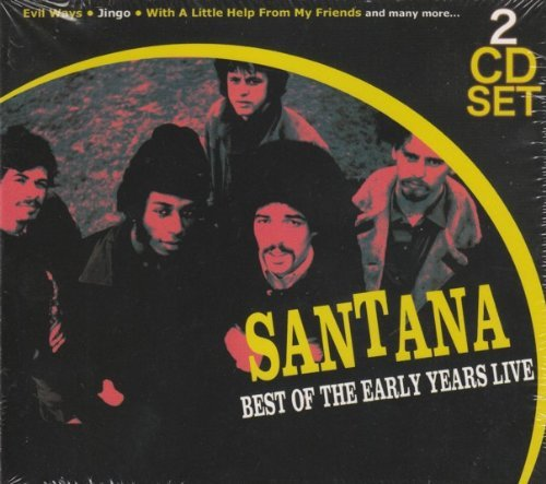 Santana Best Of The Early Years Live