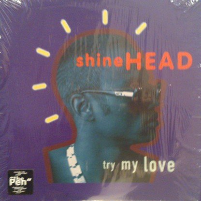 Shinehead Try My Love [vinyl]