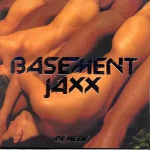 Basement Jaxx Remedy 2 Lp