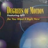 Degrees Of Motion Do You Want It Right Now (mixes) [vinyl]