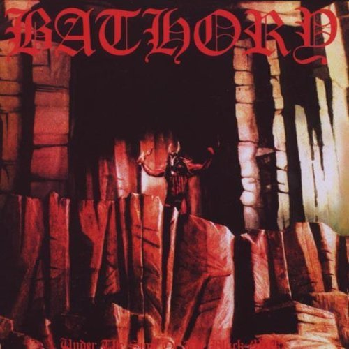 Bathory Under The Sign Of The Black Ma