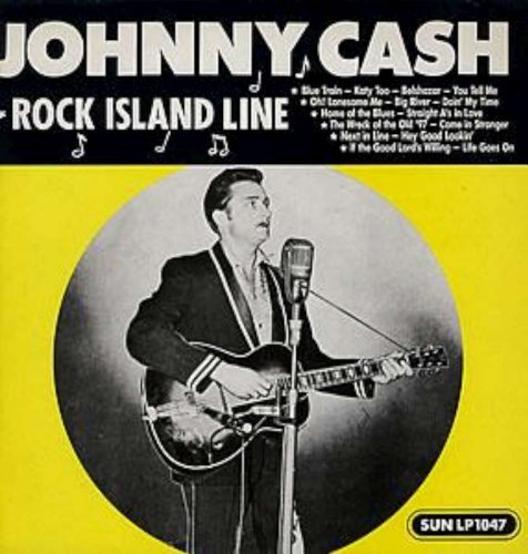 Johnny Cash Rock Island Line