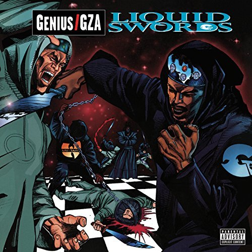 Gza Genius Liquid Swords The Chess Box Import Gbr 2 CD