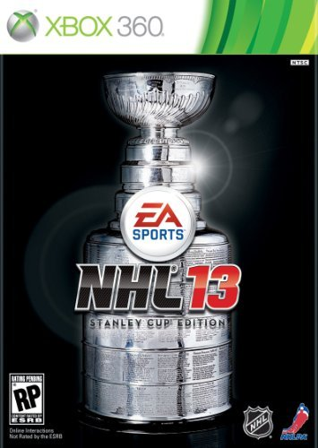 Xbox 360 Nhl 13 Stanley Cup Collector's Edition