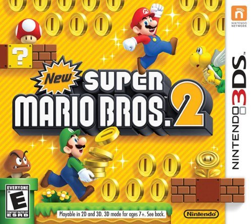 Nintendo 3ds New Super Mario Bros. 2