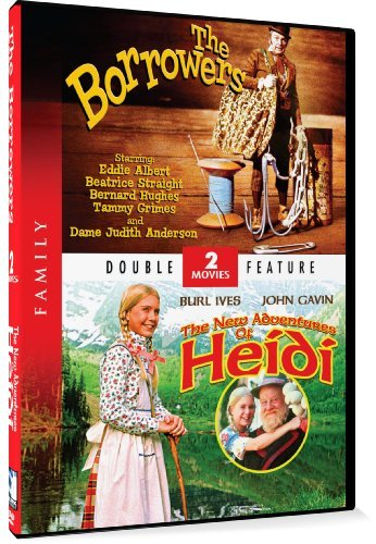 Borrowers New Adventures Of Heidi Double Feature