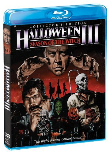 Halloween 3 Season Of The Wit Atkins O'herlihy Nelkin R