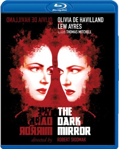 Dark Mirror (1946) De Havilland Ayres Mitchell Blu Ray Ws Bw Nr