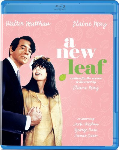 New Leaf (1971) Matthau May Blu Ray Ws G