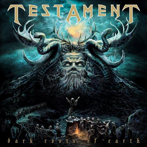Testament Dark Roots Of Earth Deluxe Ed. Incl. DVD