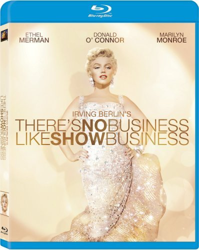 There's No Business Like Show Monroe O'connor Merman Blu Ray Ws Nr