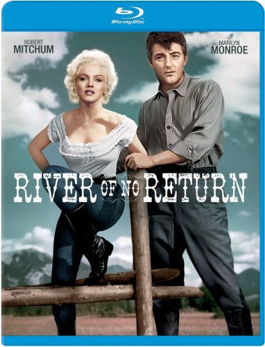 River Of No Return Monroe Mitchum Blu Ray Ws Monroe Mitchum