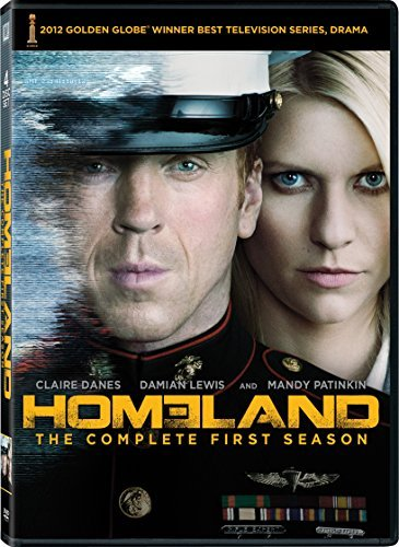 Homeland Season 1 DVD Nr 4 DVD