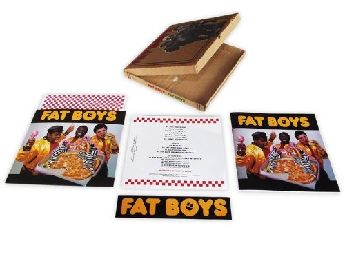 Fat Boys Fat Boys Pizza Box