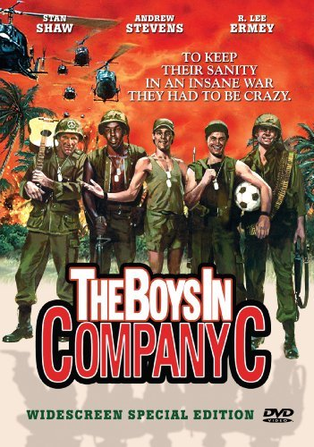 Boys In Company C Shaw Stevens Canning Ws Special Ed. R
