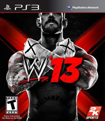 Ps3 Wwe 13 T