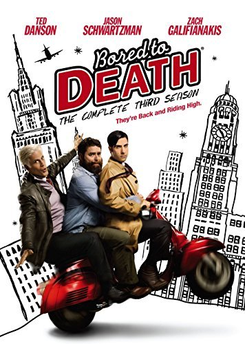 Bored To Death Bored To Death Season 3 Ws Tvma 2 DVD