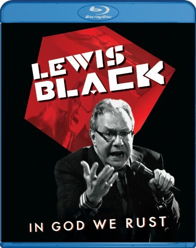 Lewis Black In God We Rust Blu Ray Ws Nr