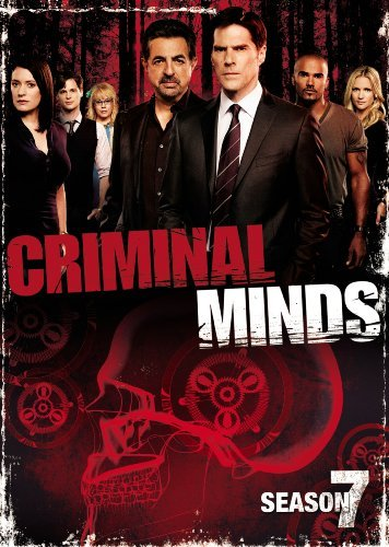 Criminal Minds Season 7 DVD Season 7