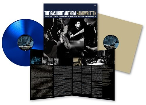 Gaslight Anthem Handwritten