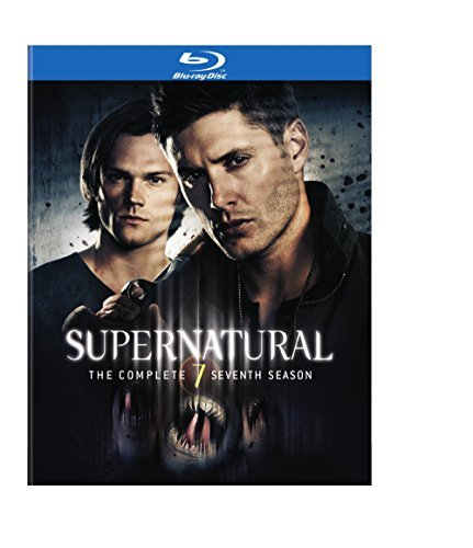 Supernatural Season 7 Blu Ray Nr