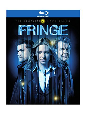 Fringe Season 4 Blu Ray Nr 4 DVD