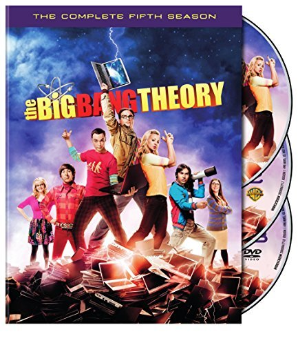 Big Bang Theory Season 5 DVD Nr