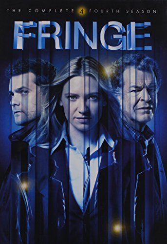 Fringe Season 4 DVD