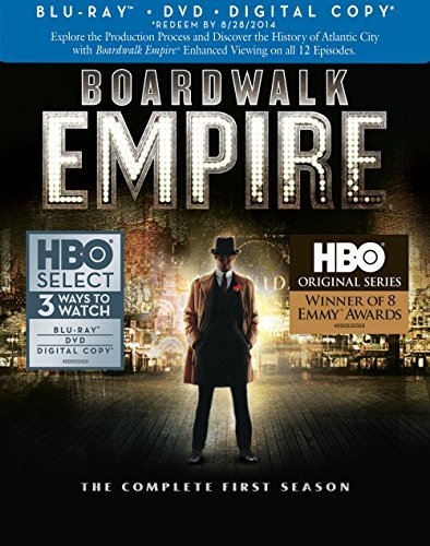 Boardwalk Empire Season 1 Blu Ray Nr
