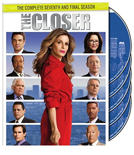Closer Season 7 Final Season DVD Nr 5 DVD