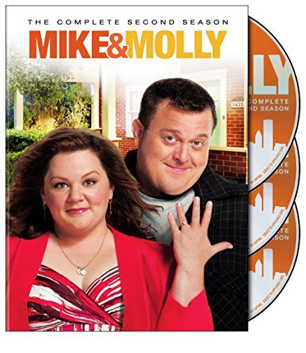 Mike & Molly Season 2 DVD