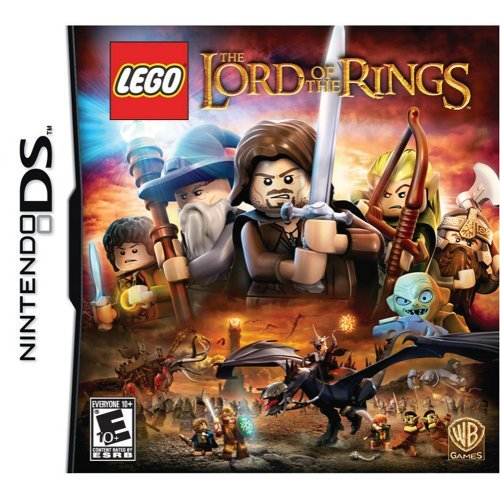 Nintendo Ds Lego Lord Of The Rings Whv Games E10+