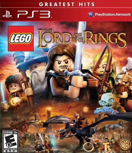 Ps3 Lego Lord Of The Rings Whv Games E10+