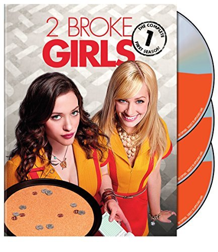 2 Broke Girls Season 1 DVD Season 1