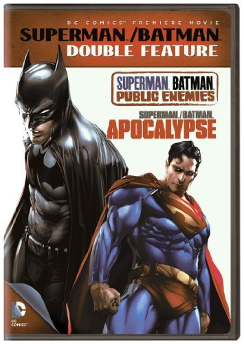 Superman Batman Double Feature Superman Batman Double Feature Nr 2 DVD