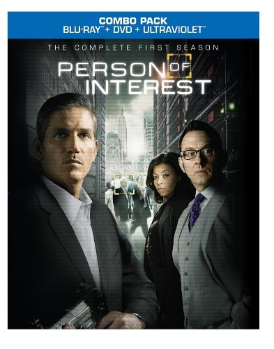Person Of Interest Season 1 Blu Ray Nr