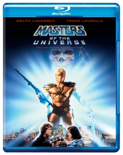 Masters Of The Universe Lundgren Langella Foster Barty Blu Ray Ws Pg