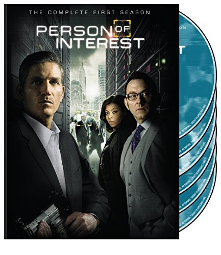 Person Of Interest Season 1 DVD Season 1