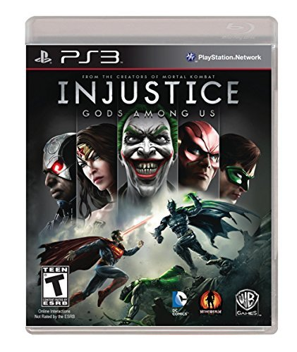 Ps3 Injustice Gods Among Us Whv Games T