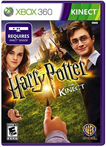 Xbox 360 Kinect Harry Potter For Kinect Whv Games E10+