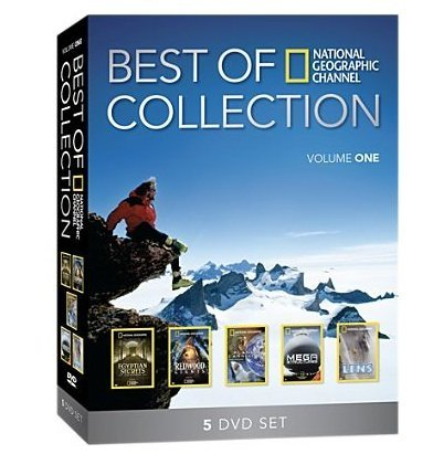 Best Of National Geographic Channel 5 DVD Collection