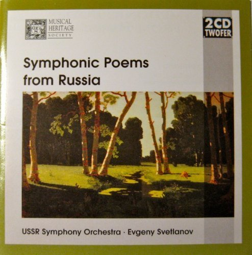 Symphonic Poems From Russia Symphonic Poems From Russia