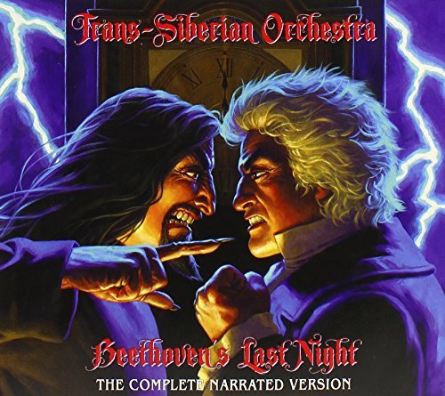 Trans Siberian Orchestra Beethoven's Last Night The Complete Narrated Vers
