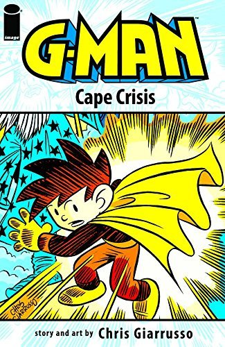 Chris Giarrusso Cape Crisis