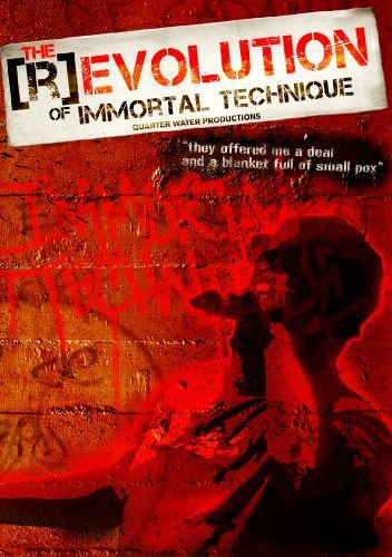 Immortal Technique (r)evolution Of Immortal Technnique 2 DVD