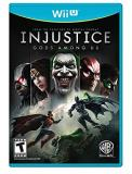Wii U Injustice Gods Among Us
