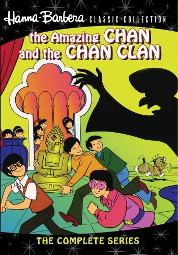 Amazing Chan & The Chan Clan ( Amazing Chan & The Chan Clan ( DVD Mod This Item Is Made On Demand Could Take 2 3 Weeks For Delivery