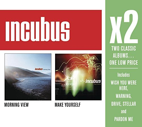 Incubus X2 (morning Viewmake Yourself) 2 CD