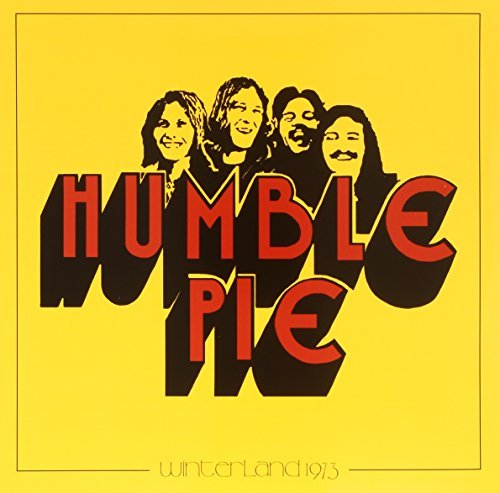 Humble Pie Winterland 1973 180gm Vinyl 2 Lp Incl. CD