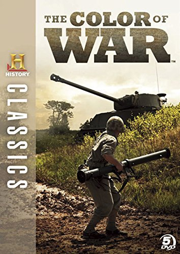 Color Of War History Classics Nr 5 DVD